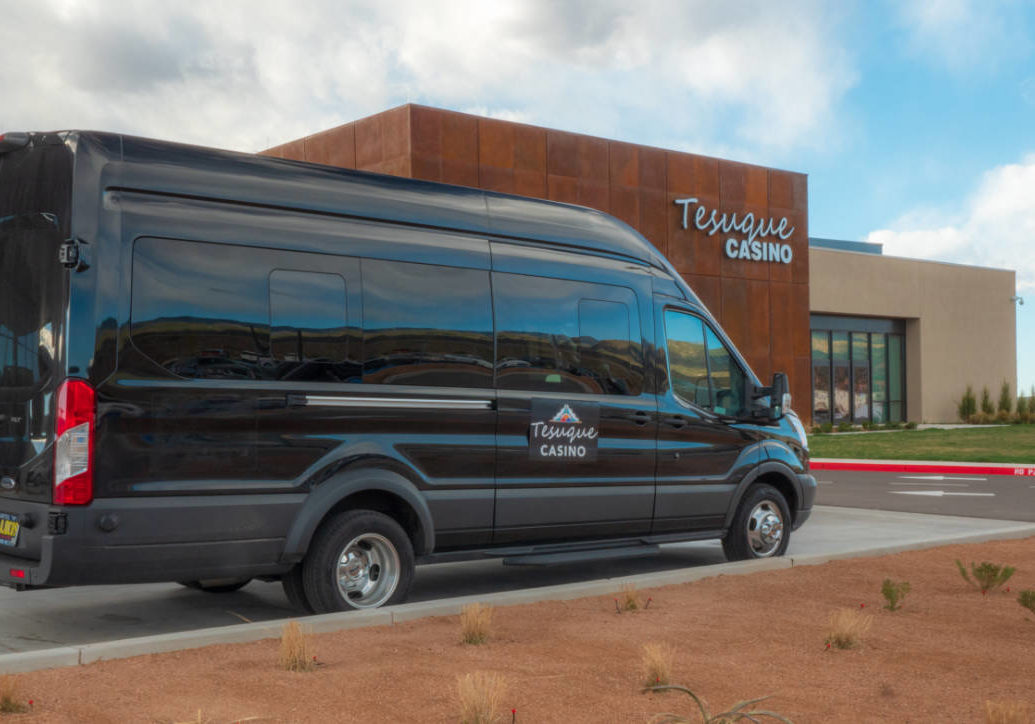 Shuttle for Tesuque Casino